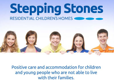 Stepping Stones Care services in Wales
